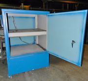 2 Shelf Industrial Tool Cabinet
