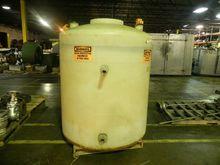 2000 Gallon Polypropylene Tank