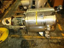 2001 Jacketed Blender / Mixer T