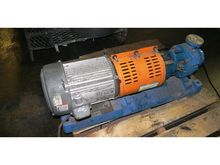 Used Goulds 3196 in