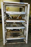 Heavy Duty Roll Out Die Shelf 3