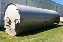 Aluminum 12' x 33' Skirted Silo