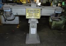 Pedestal 5 HP Grinder Buffer 12