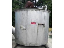 Used 2,000 Gallon St