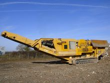 2009 Extec C12+ Fixed crusher /