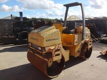 2001 Vibromax W455 Tandem rolle