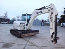 2008 Terex TC75 Track excavator