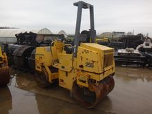 2001 Vibromax W255 Tandem rolle