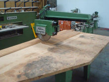 Wadkin BRA350 Radial Arm Crossc
