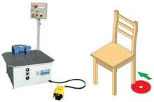 Comec Model EGS Chair Leg Equal