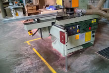 SCM T130NT Spindle Moulder with