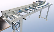 NEW GRAULE ROLLER TABLES