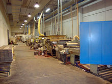 Tagliabue UV Roller Coater and