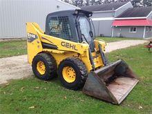 Used GEHL 5240 in Sp