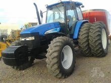 2010 NEW HOLLAND TM180
