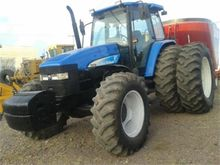Used 2010 HOLLAND TM