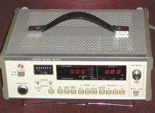 Used ANRITSU ML83A/G