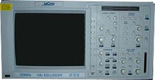 Used LECROY LC584AXL