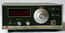 Used KEITHLEY 616 in