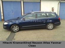 Volkswagen Passat Variant Highl
