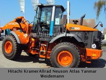 Used 2014 Hitachi ZW