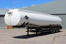 2004 Caldal Tri Axle Fuel Tanke
