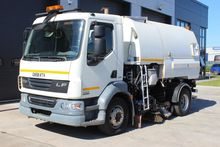 2008 Daf LF55 220 Rigid Sweeper