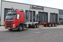 2011 Volvo FM500 6x4 Log Carrie