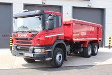 2013 Scania P280 6x4 Tipper