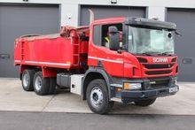 2013 Scania P230 6x4 Tipper