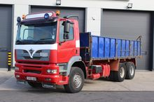 2003 Foden 345 6x4 Drop Side Ti