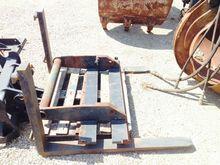 Used Pallet forks 15