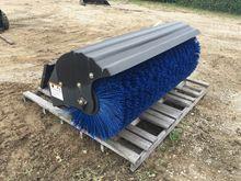 Bobcat Angle Broom roller