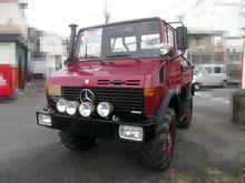 1985 MERCEDES-BENZ UNIMOG 60964
