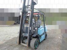 SUMITOMO FORKLIFT (Diesel) 6096