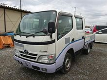 2009 TOYOTA DYNA (Double Cabin)