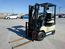 TOYOTA FORKLIFT (Battery) 62551
