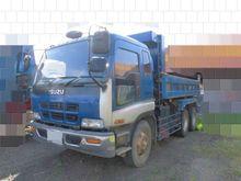 Used 1997 ISUZU GIGA