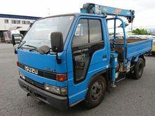 1990 ISUZU ELF (Crane) 630008