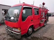 2002 ISUZU ELF (FIRE TRUCK) 631