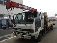 1989 ISUZU FORWARD (CRANE) 6378