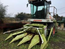 CLAAS FORAGE HARVESTER 940925