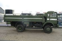 1996 Iveco 110-17 AW EX ARMY 4x