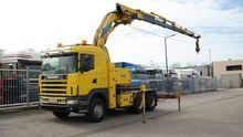 2000 Scania 144G/460 V8 6X4 WIT
