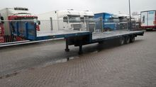 1982 Pacton 3 SEMI LOW LOADER S