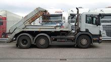 2003 Scania 94/D 260 6X2 PORTAL