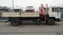 1996 MAN 18.232 TIPPER WITH FAS