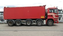 2007 MAN TGA 37.400 10X4 TIPPER