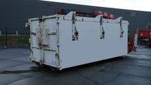 HMF HOOKARM SYSTEM WITH HMF 125
