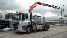 2010 DAF CF 85.410 WITH PALFING